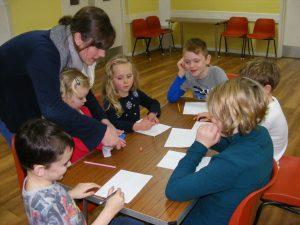 Junior Church teaching