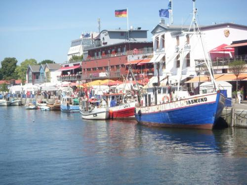 19. River Scene at Kristiansand, Norway