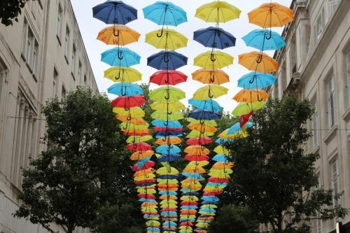 20. Umbrella Avenue