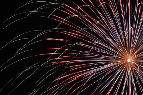 24. Firework Fanfare