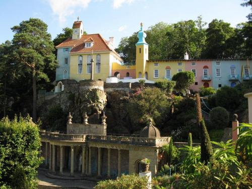 29. Portmeirion Village, North Wales 1
