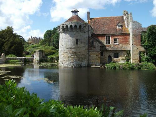 29. Scotney Old Castle, Kent