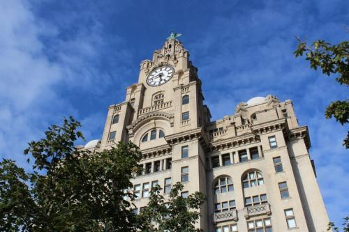 5. Liver Building, Liverpool