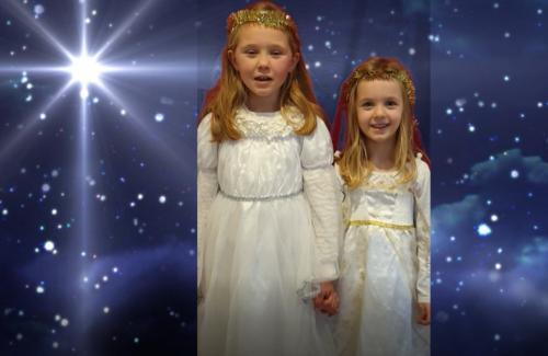 Alice & Lydia/ Angels