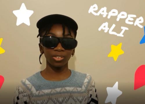 Ashley - Rapper Ali