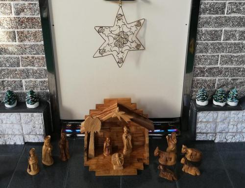 Cyril's Nativity scene