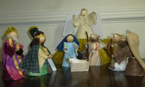 Frances Williams Nativity