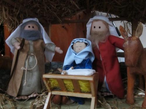 Nativity, Salisbury URC