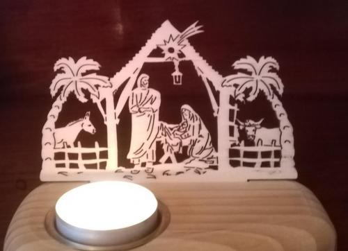 Leslie Shaw Nativity scene -from Nurnberg (2)