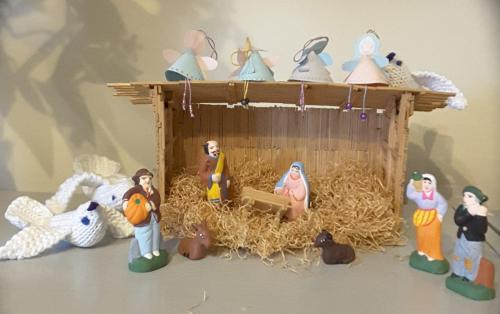Nativity, Angela Thackray