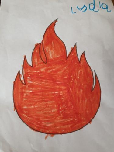 Spirit Fire - Lydia