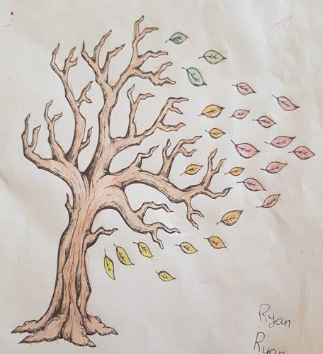 Spirit - Tree in wind - Ryan