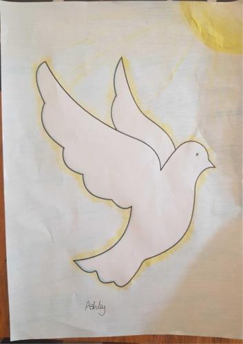 Spirit dove - Ashley