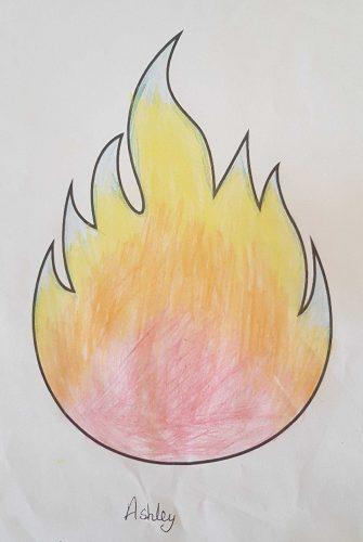 Spirit - flame - Ashley