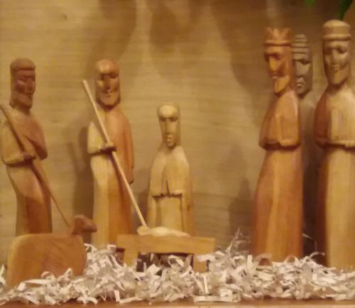 FairTrade Nativity, Anne Eve
